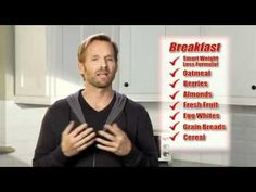 Bob Harper's Smart Success Tips - Sample Weight Loss Eating Tips