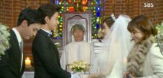 wedding vows and exchanging rings ep 128