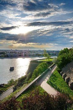 Novi Sad, Serbia.