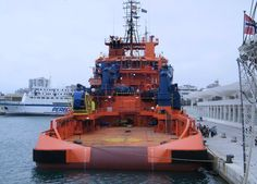 Rescue Tug Clara Campoamor  Capt. Klaus Kae #rcboats