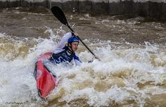 "https://flic.kr/p/GzYj6u | Going as Fast as I Can | Kayaker competing in the 2016 ""Road to Rio"" time trials in Oklahoma City River Sport Rapids."