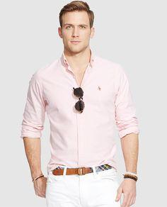 Camisa Regular de hombre Polo Ralph Lauren · Polo Ralph Lauren · Moda · El  Corte 1cbbd66e5b0