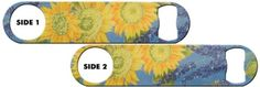 Killer Inked Bottle Opener Sunflowers Blue -- To view further for this item, visit the image link.Note:It is affiliate link to Amazon.