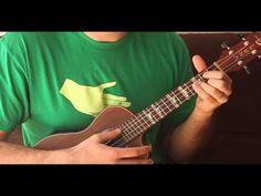 Ukulele Strum Patterns - The Country Strum - Ukulele Song Tutorial For Beginners - Strum Pattern - YouTube