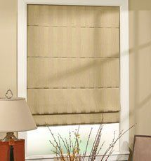 Blindsgalore Designer Roman Shades: Subtle Stripe and Luster by Blindsgalore. $87.00. Made from premium fabrics and classical workroom construction, our Blindsgalore Designer Roman Shades offer high-end decorator quality at a budget-friendly price. Subtle Stripe is a semi-opaque 100% polyester fabric with subtle 1 3/4-inch wide solid color stripes; the Luster collection features a semi-opaque 100% polyester fabric with the look of silk.