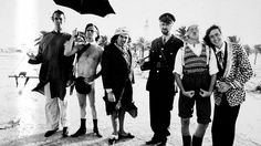 """The """"Monty Python's Flying Circus"""" -- John Cleese, Terry Gilliam, Terry Jones, Graham Chapman, Michael Palin and Eric Idle Eric Idle, Thrasher, Antonio Gramsci, Funny Sketches, Terry Jones, Terry Gilliam, Michael Palin, Bright Side Of Life, British Comedy"""