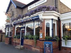 Ailsa Tavern - Twickenham Off, Max Exc Fri & Sat Old London, How To Memorize Things, To Go, Restaurant, Mansions, House Styles, Places, Outdoor Decor, College