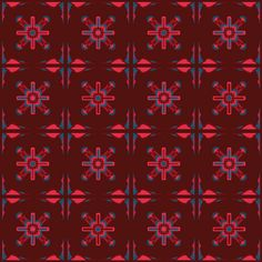 atomic fabric by mcclept on Spoonflower - custom fabric