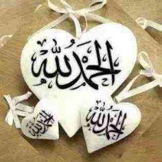 Alhumdulillah for everything