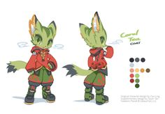 Carol Tea from Freedom PlanetThis is the second supplement design set I have been working with @supertumblario Other girlsSash LilacMilla BassetOriginal character design by Ziyo Ling ziyoling.Concept art and additional design by Tyson Tan (me, twitter).Freedom Planet © GalaxyTrail. Character Reference Sheet, Game Character, Character Concept, Drawing Reference, Concept Art, Character Design, Sonic The Hedgehog, Hedgehog Art, Furry Drawing