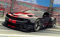 Chevrolet Camaro ALMS1