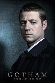 Poster von Gotham - Gordon