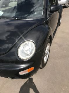 Cashforyourcarsandiego.com Picked up this 04 Beetle used car in Escondido,Ca.