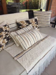 room vs family room room layout rugs for living room modern living room couch living room living room chairs room setup living room Weaving Textiles, Tapestry Weaving, Loom Weaving, Living Room Sets, Rugs In Living Room, Living Room Decor, Cozy Living, Simple Living, Modern Living
