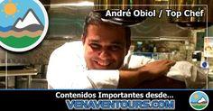 André Obiol - Top ChefPresidente / Gerente GeneralCadena Hotelera COMISERSAAndré Obiol , padre de 2 hijos…