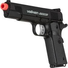 Valken Tactical VT1911MEU Gas Blowback Airsoft Pistol >>> Want to know more, click on the image.