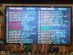Party Source beer board  https://www.thepartysource.com