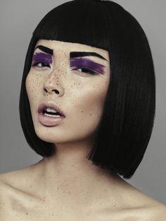 Внешность, лицо, модель, фотография, фотограф, студия