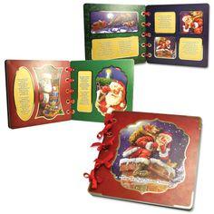 Night Before Christmas Storybook   Hunkydory Crafts