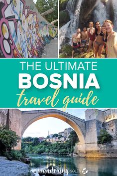 The Ultimate Bosnia Travel Guide: What to do, where to go and what to see while traveling to Bosnia and Herzegovina. : The Ultimate Bosnia Travel Guide: What to do, where to go and what to see while traveling to Bosnia and Herzegovina. Europe Travel Tips, Travel Guides, Travel Destinations, Traveling Tips, Backpacking Tips, Travel Plan, European Destination, European Travel, Montenegro