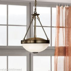 Eglo-Savoy-2-Light-Bowl-Pendant-Light