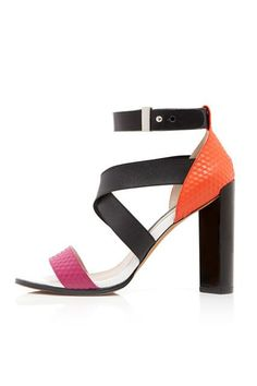The Best Bags And Shoes On Sale At Bloomingdale's Right Now #refinery29  http://www.refinery29.com/sale-handbags-shoes-from-bloomingdales#slide-20  Summer isn't over yet! Wear bright-colored sandals while you still can. ...