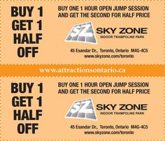 Coupons Sky Zone Canton Mi - The Parlotones Honey Download