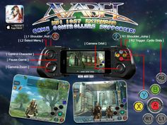 Avabel Online MFi Controls Click Pic to link direct to ITunes