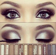 Brow eyeshadow
