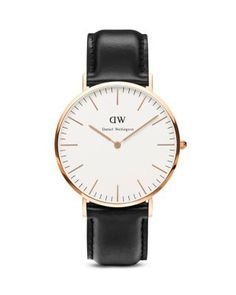 Daniel Wellington Classic Sheffield Watch, 40mm | Bloomingdale's