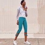 Ballerina Activewear Solid Colors Women's Leggings Yoga Workout Capri Pants 💜 $28.99 + FREE Shipping Worldwide http://www.letileggings.com/ballerina-solid-colors-leggings #leggings #ballerina #letileggings @letileggings