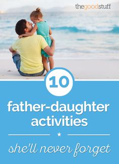 10 Father Daughter Activities She'll Never Forget - thegoodstuff Father Daughter Tattoos, Mother Daughter Dates, Father Daughter Dance, Father And Son, Daughter Quotes, Daughters Day, Raising Daughters, Mother Daughter Photography, Videos