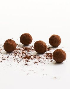 salted caramel truffles mmmmmmmm