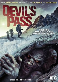 Win a copy of the horror film Devil's Pass on DVD-This week, IFC Films released gripping new shocker Devil's Pass on DVD. Devil's Pass centers on five ambitious American college Horror Movie Posters, Film Posters, Horror Movies, Horror Films List, Scary Movies, Good Movies, Halloween Movies, Zombie Movies, Bigfoot Movies