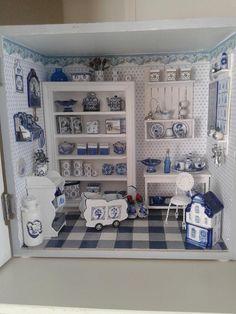 Delfts Blue shop insite