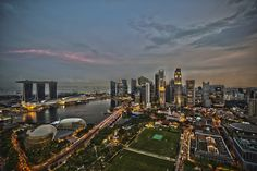 ...and Singapore