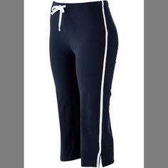 Look Lindo!!   Capri esportiva stretch azul de 3490 por... <3 GANHE MAIS DESCONTO ? CLIQUE AQUI!  http://imaginariodamulher.com.br/look/?go=2ljf784  #achadinhos #modafeminina#modafashion  #tendencia #modaonline #moda #instamoda #lookfashion #blogdemoda #imaginariodamulher
