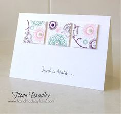 One of my Stampin' Up! teams, the Crazy Crafters, are CASEing (Copy and Selectively Edit) a project of choice by the talented Janneke de...