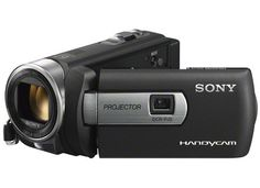 "Sony Handycam DCR-PJ5 [ Description :1/8"" 800K Pixel CCD, Sony Lens 57x Optical Zoom, 67x Extended Zoom ]  [ Free: Free : 16 GB SD Card + Carry Case  ]  [ Price: Rs. 16,700 ]"