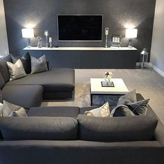 54 The Best Living Room Interior Design That You Can Try In Your Home Living Room Decor Design Home Interior Living Room Apartment Interior Design, Best Interior Design, Modern Interior, Scandinavian Interior, Interior Ideas, Interior Design Ideas For Small Spaces, Gray Interior, Scandinavian Style, Studio Apartment Decorating