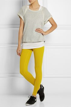 Hey Jo | Cassini stretch-jersey leggings | NET-A-PORTER.COM