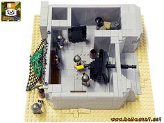 Lego Soldiers, Lego Ww2, Lego Army, Lego Hospital, Amazing Lego Creations, Lego Store, Lego Mecha, Lego Blocks, Lego Worlds