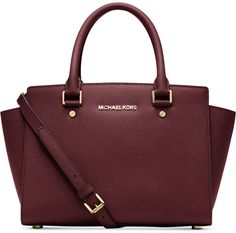 Trending On ShopStyle - MICHAEL Michael Kors Selma Medium Satchel