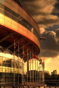 """ The Millennium Stadium, Cardiff by Terry Winter """