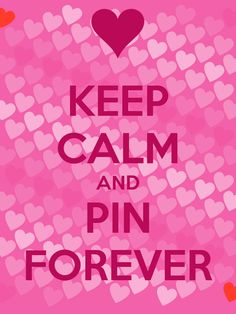 Keep calm and pin forever - specifically feel free to repin the pins of Mademoiselle Alma - LEGO® LOVE Designer http://www.pinterest.com/yourfrenchtouch and ask for an invitation to pin in the group boards she has created and managing...