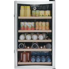 GE - GVS04BDWSS -  Wine Refrigerators / Beverage Centers $450