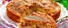 Sicilský jablečný dort Meatloaf, Lasagna, Quiche, Banana Bread, French Toast, Breakfast, Ethnic Recipes, Recipes, Cook