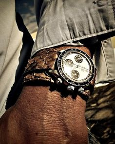 #Rolex Daytona #chronograph.