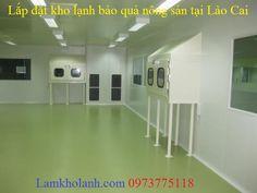 Cung cấp lắp đặt kho lạnh bảo quản tại Lào Cai
