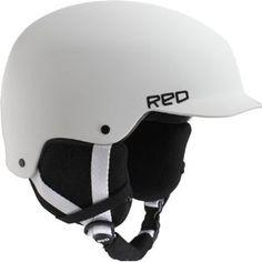 RED Mutiny Men's Snowboard Helmet - White $90
